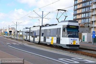 6019 in Middelkerke, Belgium  27/04/15