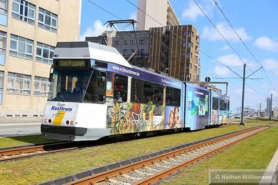 6044 in Oostende Renbahn, Belgium  27/04/15