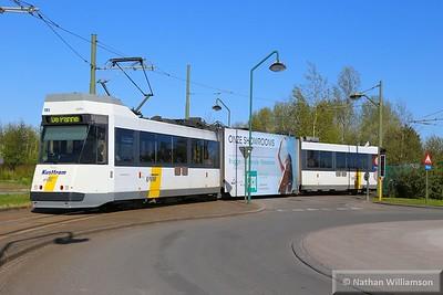 Belgium - Trams
