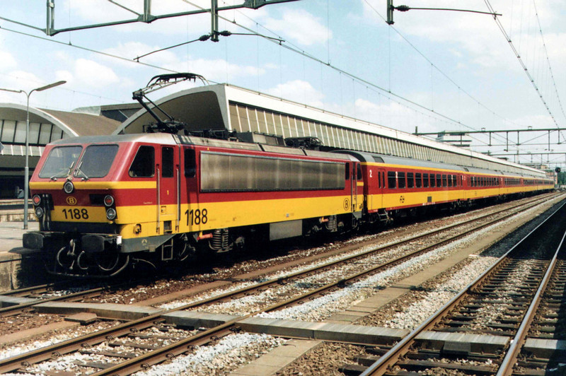 1188 at Rotterdam Centraal.