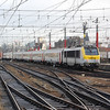 1353 leaving Bruxelles Midi with a service to Eupen. 31st December 2007.