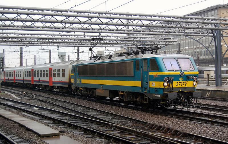 2717 at Bruxelles Midi.