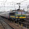 2117 arriving into Bruxelles Midi.
