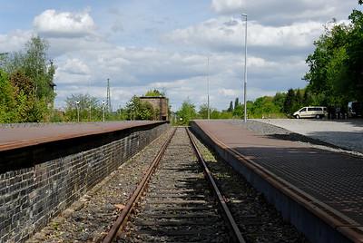Track 17 Memorial, Grunewald Station