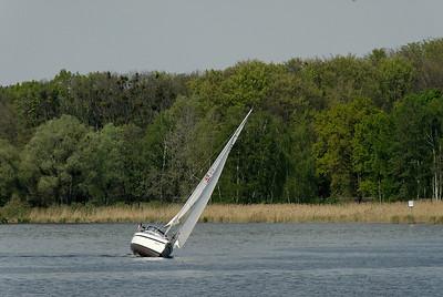 Havel sailboat