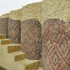 Pergamonmuseum - Colonnes décorées de la cité d'Uruk