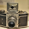 Deutscher Technikmuseum - Kine Exakta 1, premier appareil reflex produit en série en 1936