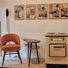 Petit musée du café Sibylle - Mobilier de l'Est