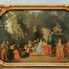 Gemäldegalerie - Fête en plein air (Jean-Antoine Watteau)