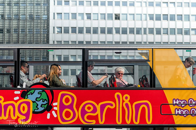 Berlin Tourist Bus