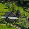 Bosnian haystacks