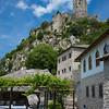 Ottomon fortress Travnik