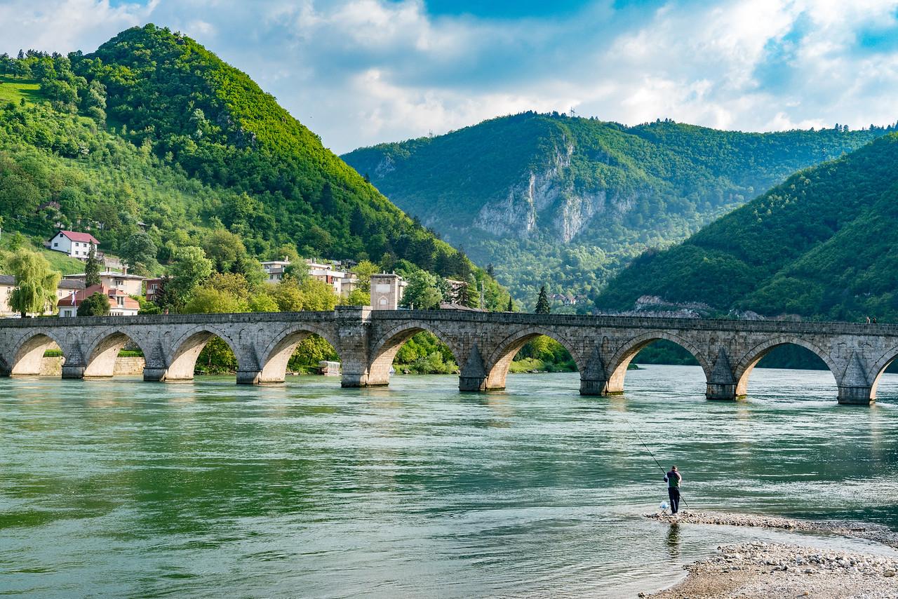 Mehmed Paša Sokolovi? Bridge in Višegrad