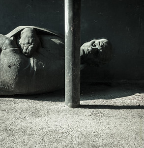 a forgotten corner in history ...hate dies hard