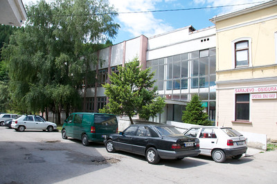 Elementary school where Almasa attended grades 1 through 3.
