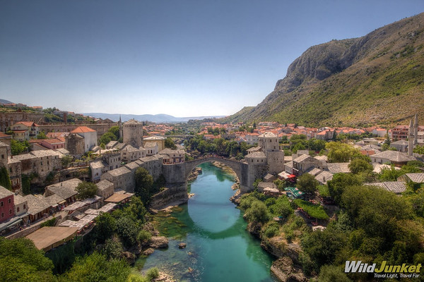 Beautiful Mostar, Bosnia