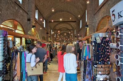 Shops in Bezistan.