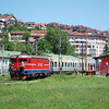 441-441 shunts at Sarajevo on the 8th June 2012.
