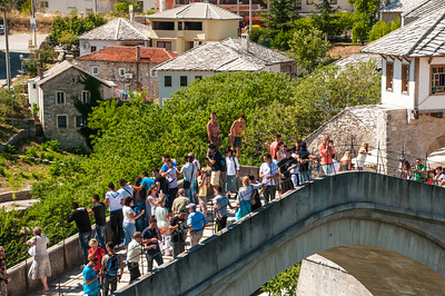 Bridge inMostar, Bosnia