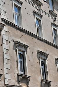 Mostar - Stigmates de guerre - Mocтap