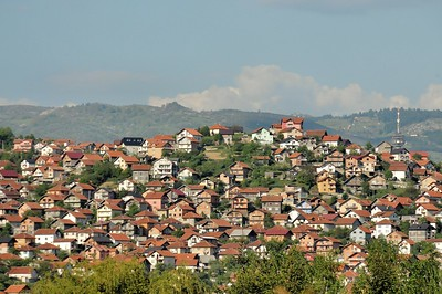 Sarajevo, traversée en coup de vent - Capajeвo