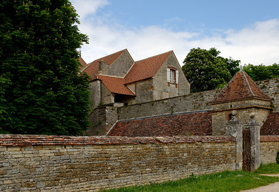 Vezelay - Monastery