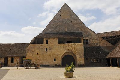 Vougeot - Monastery