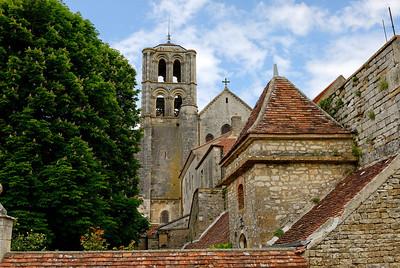 Vezelay - Basilique and Monastery