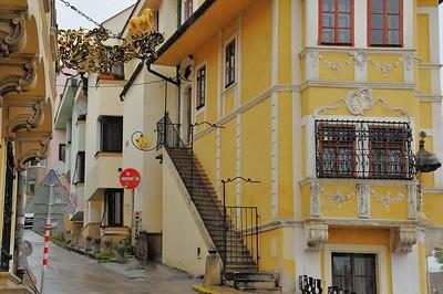 "Rue Mikulášska - Maison du ""Bon Berger"""