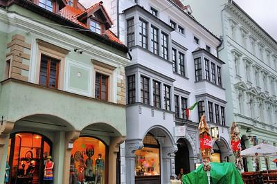 Rue Michalská
