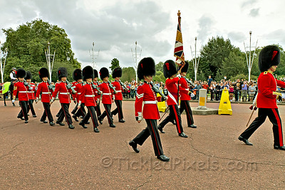 Changing of the Guard, Buckingham Palace