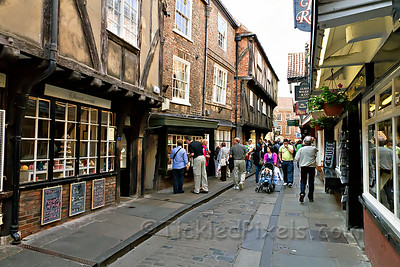 The Shambles, York, Yorkshire