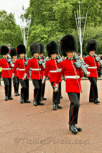 Coldstream Regiment - Changing of the Guard