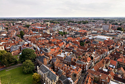 York from Above