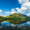 Buttermere Lake panorama