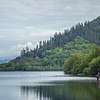 fly fishing in Lake Bassenthwaite