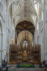 altar Winchester Cathedral