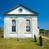 abandoned Methodist Church Trethewey Cornwall