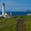 Ailsa Craig & Corsewall Lighthouse