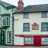 Boar's Head Free House and Watergate Fish Bar Brecon Wales