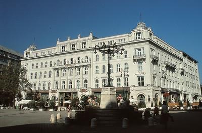 Place Mihály-Vörösmarty
