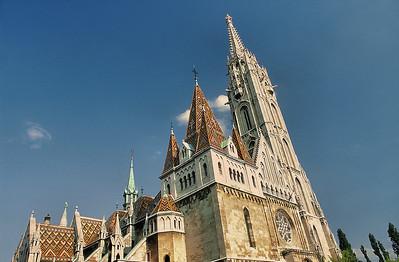 Eglise Mátyás