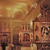 Galerie nationale - Grande salle du Trône - Retable de Sainte-Anne