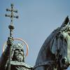 Statue de Saint-Etienne