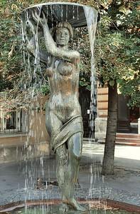Fontaine rue Tárnok