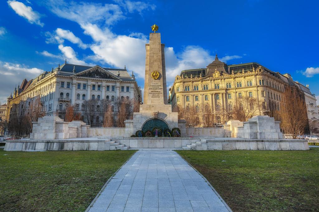 Liberty Square Budapest