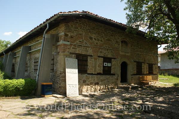 Arbanasi - Church of the Nativity of Christ 1