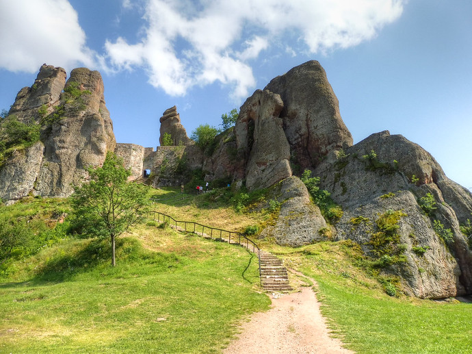 Best Of The Balkans Few Visit: Photos Of The Belogradchik Rocks In Bulgaria