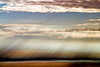 Cloud formation over the Danube River in Bulgaria.