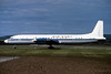 """LZ-AZR Ilyushin IL-18D """"Air Zory"""" c/n 188010904 Glasgow/EGPF/GLA 27-04-95 (35mm slide)"""